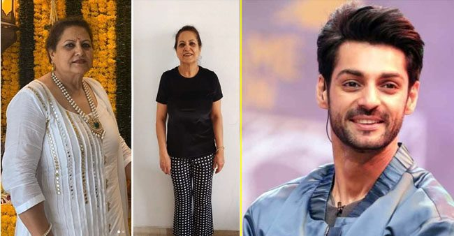 Photo of At 62 , Karan Wahi's mother, Wahi Veena lost her 18kgs weight during the lockdown!
