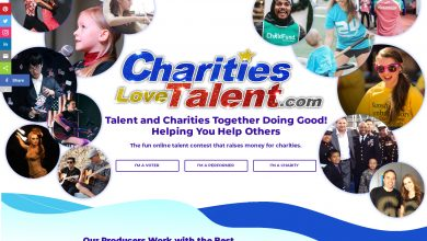 Photo of A New Talent Contest, CharitiesLoveTalent.com, creates Free Online Fundraising site.