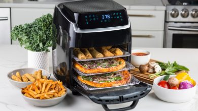 Photo of The Best Air Fryer Toaster oven: Modern kitchen companion