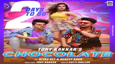 Photo of Tony Kakkar Chocolate New Single Out Now