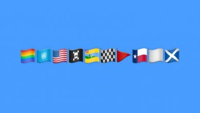 Photo of Different Kinds of Flag Emojis