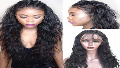 Photo of Professional Wigs: Half Wigs & Lace Frontal Wigs