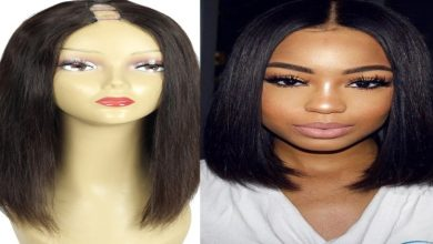 Photo of Desirable Hair Wigs: U Part Wig & Bob Wigs