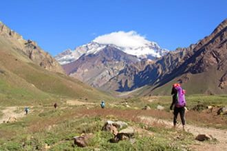 Photo of The summit of Aconcagua, the best thing I saw in my life
